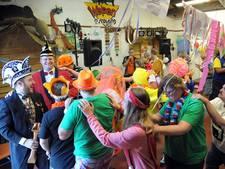 Carnaval voor jarige Jitsers in Hulst