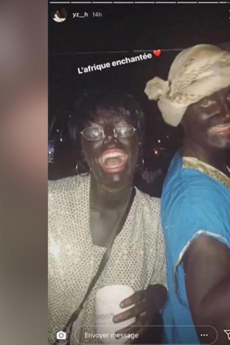"""Polémique après le """"blackface"""" d'une employée d'American Vintage"""