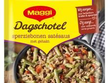 Minder vlees, meer groente in recepten op Maggipakjes