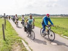 Eerste editie textielfietsroute Enschede-Gronau trapt Die Tolle Woche af