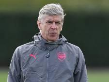 Wenger: Vertrek bij Arsenal was niet mijn beslissing