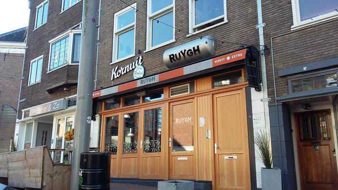 Café Ruygh aan het Koningsplein in Nijmegen.