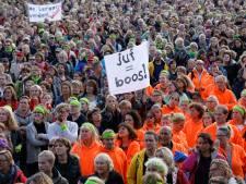 Actiegroep van leraren, onderwijsbonden en schoolleiders valt uit elkaar