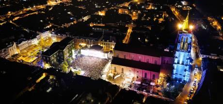 Geluid 'live' gemeten bij Gorcumse Zomerfeesten