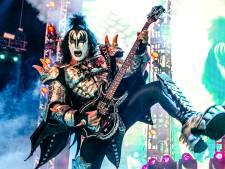 Aangifte tegen Kiss-zanger Gene Simmons om betasting vrouw