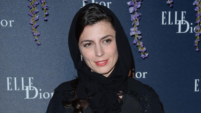 Leila Hatami.
