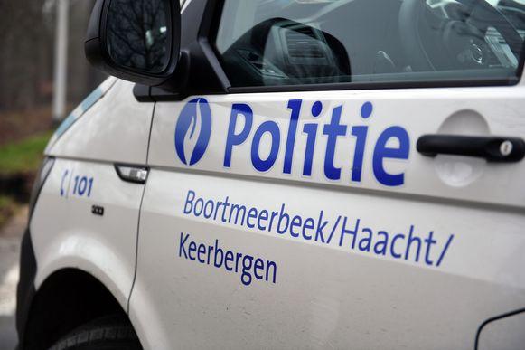 De politiezone BHK controleerde op verschillende plaatsen.
