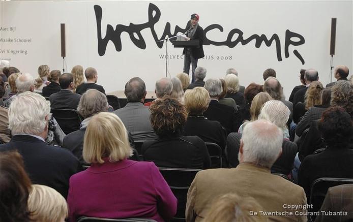 Archiefbeeld uit 2008. De Wolvecampprijs viert dit jaar haar tiende editie.