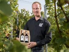 Goud op wereldniveau voor wijngaard uit Rectum: 'Meteen scoren uit eerste productie verwacht je niet'