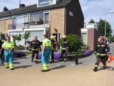 Buurman blust brandje meterkast Bodegraven