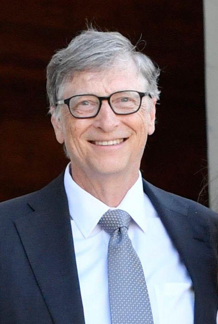 Bill Gates maakt zich zorgen over de ongebreidelde groei van de wereldbevolking