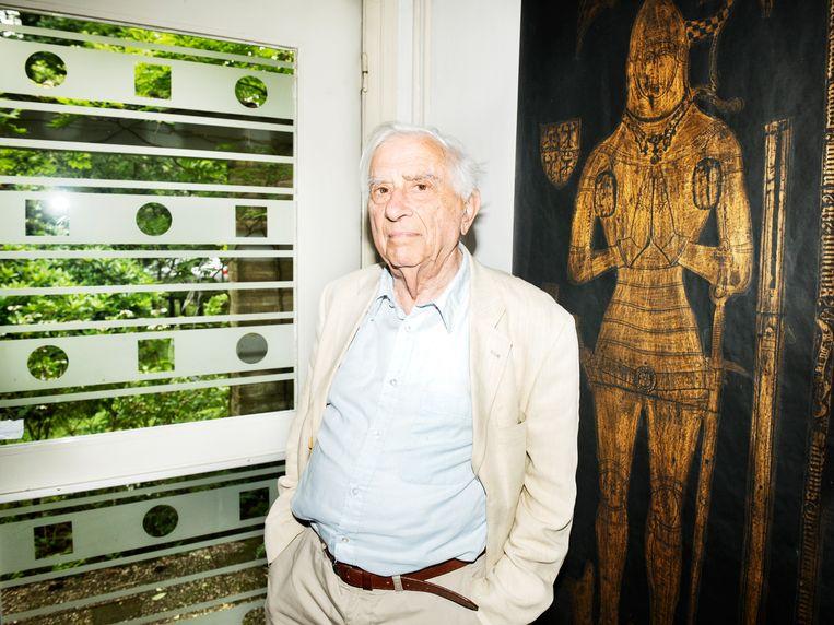 Hermann von der Dunk in 2016.  Beeld Sanne De Wilde