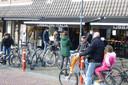 IJssalon in Italia in Nuenen, afgelopen weekend.