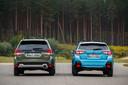 Subaru Forester en XV.