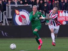 PEC-trainer Stegeman beschermt speelse Johnsen: 'Hij kan wedstrijden beslissen'