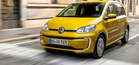 Volkswagen e-Up maakt elektrisch rijden ietsje betaalbaarder
