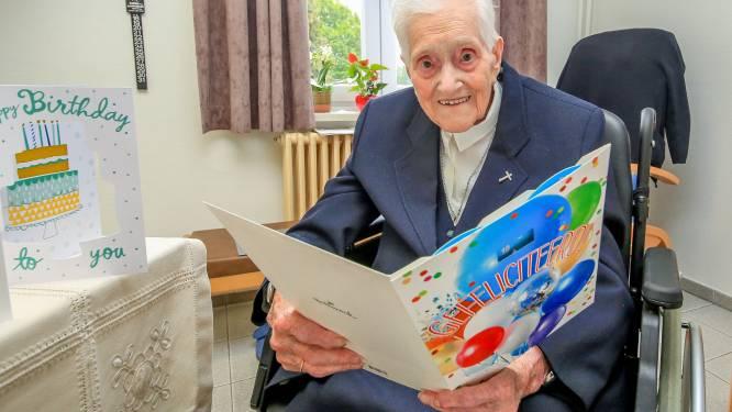 """Corona wordt oudste inwoner van Kortrijk fataal, zuster Rachel werd 106: """"Ze had zo'n sterk hart"""""""