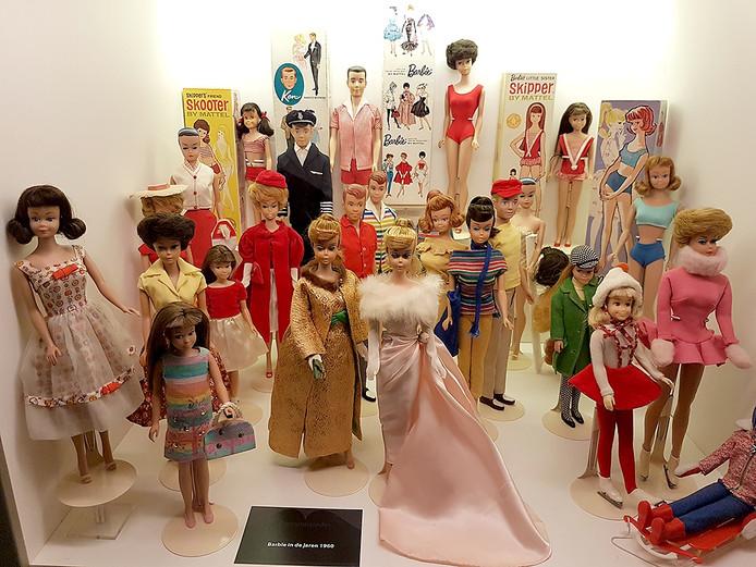 Expositie van Barbies Foto Martijn Schraven