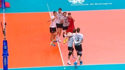 """Revelatie Grobelny loodst Red Dragons naar zege tegen Australië op WK volleybal: """"Ik kom in een andere wereld terecht"""""""