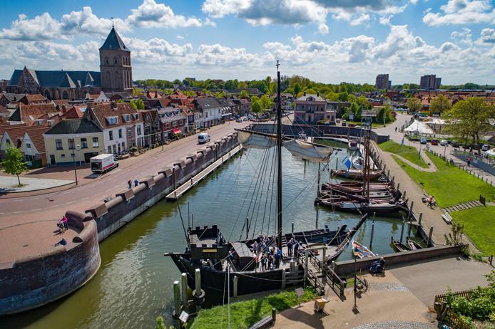 Op de Koggewerf in Kampen merken ze volgens Marketing Oost dat er steeds meer Duitse toeristen komen. Er zijn daardoor meer Duits sprekende gidsen nodig.