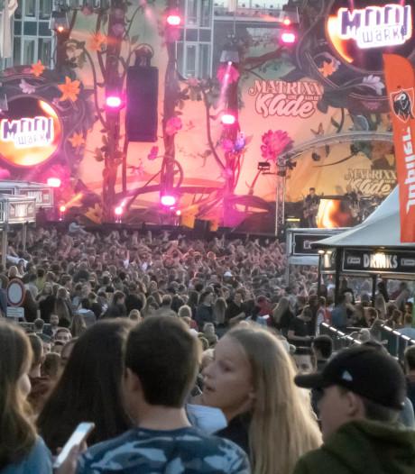 Nog één avond feesten in Nijmegen: 'Hierna ben ik blut'