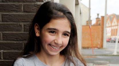 Kristina (11) en haar gezin gevlucht uit vrees voor uitwijzing