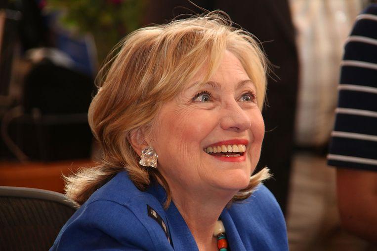 Hillary Clinton. Beeld getty