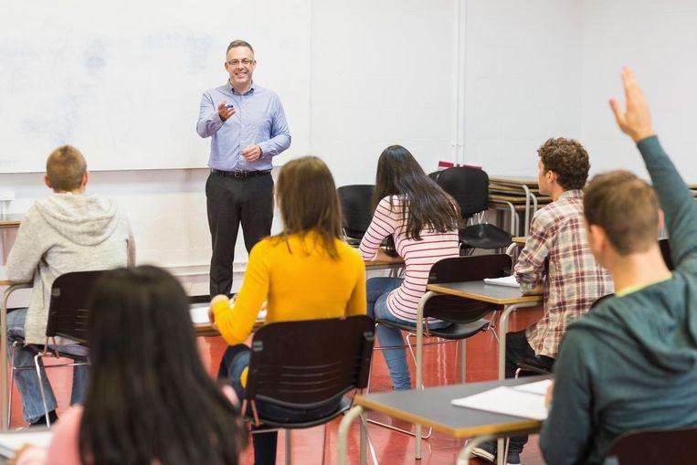 In de opleiding Sociaal Werk op de campus Sociale School in Heverlee kan 4/5de les gevolgd worden. Foto ter illustratie.