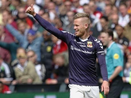 FC Twente en GA Eagles vissen vaak in elkaars vijver