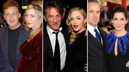 Madonna kreeg zelfs klappen van de knuppel: deze Hollywood-scheidingen doen oorlog tussen Johnny Depp en Amber Heard verbleken