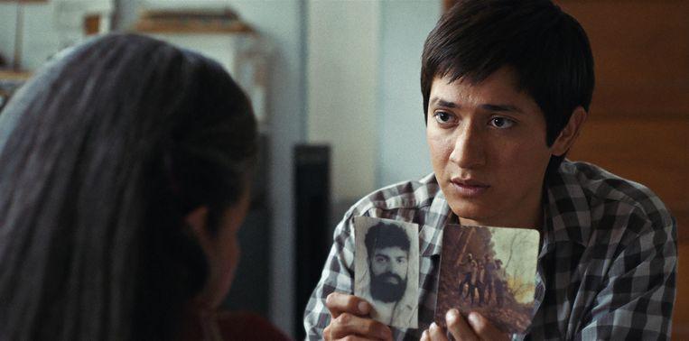 Armando Espitia in 'Nuestras madres'. Beeld