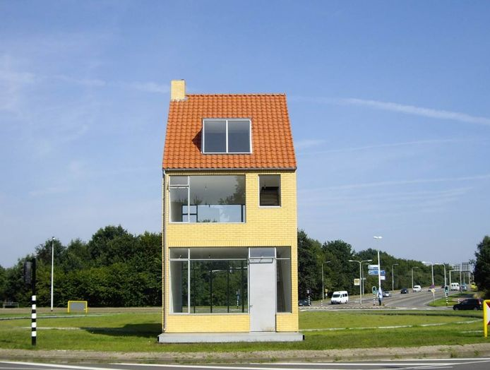 Draaiend huis Tilburg
