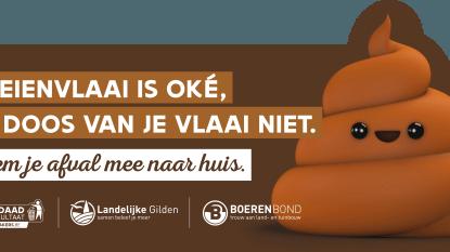 """Nieuwe campagneborden tegen sluikstorten staan in primeur in Bonheiden: """"Zwerfvuil is sinds lockdown toegenomen"""""""