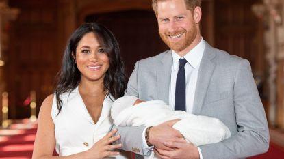 Is dit dé video van 2019? Harry en Meghan stellen zoontje Archie voor aan het publiek