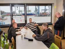 Uniport over personeel dat verplicht in de kantine moet hangen: 'Eigen schuld'