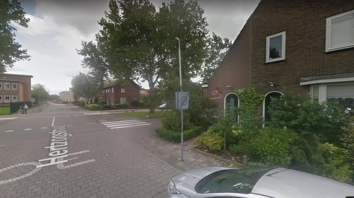 Stichting Exodus biedt vanaf deze zomer opvang aan ex-gedetineerden aan de Hertzogstraat in Gouda.
