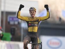 Van Aert met overmacht naar vierde Belgische titel veldrijden