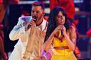 Ricky Martin et Camila Cabello ont fait l'ouverture de la soirée.