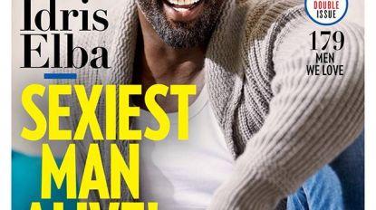 """Idris Elba is 's werelds meest sexy man: """"Mama zal trots zijn"""""""