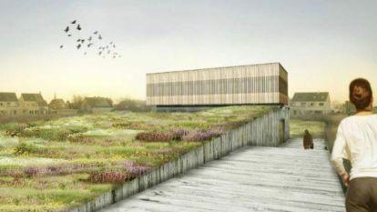 Teema architecten toont plannen nieuwe asiel