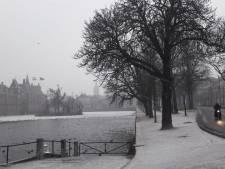 Dit zijn de mooiste beelden van de sneeuw in de Haagse regio
