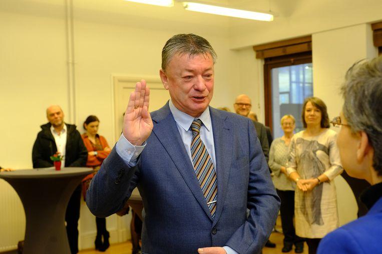 Harry Debrabandere (N-VA) doet er nog vier jaar bij als burgemeester van Lint
