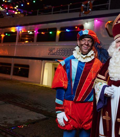 Sinterklaas is al in Bergen op Zoom