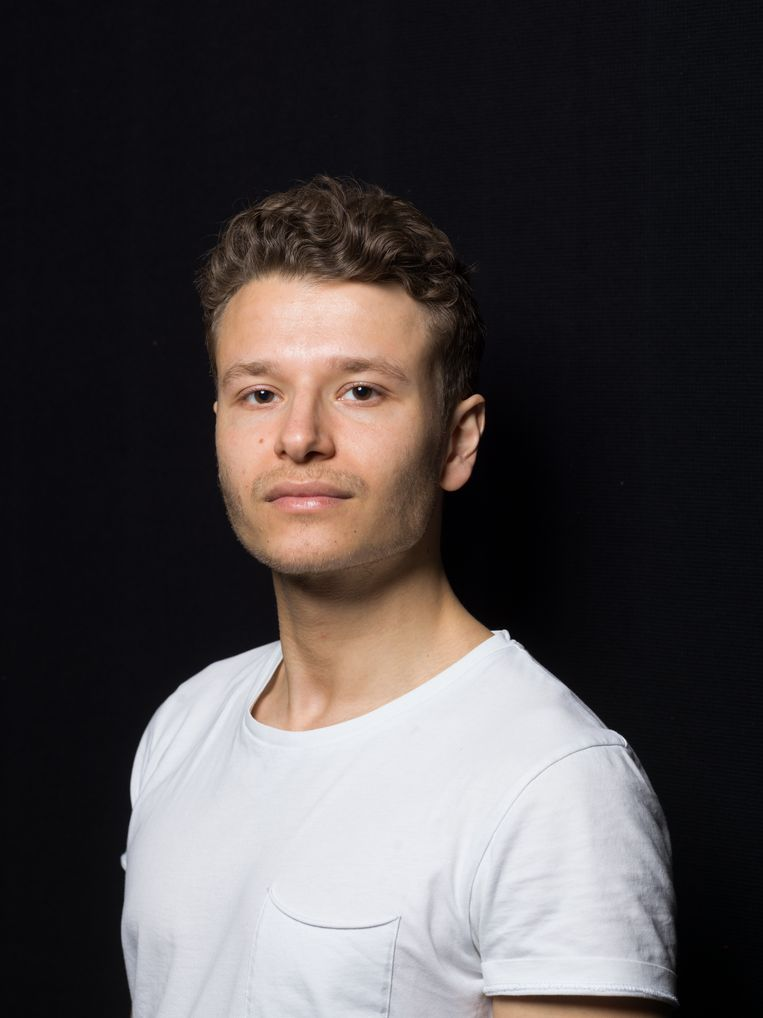 Sam de Vries. Beeld Ivo van der Bent