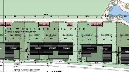 Cvba Wonen begonnen met bouw 15 ecologische woningen langs Tweede Gidsenlaan