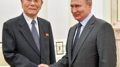 Ook Poetin nodigt 'kameraad Kim' uit voor bezoek
