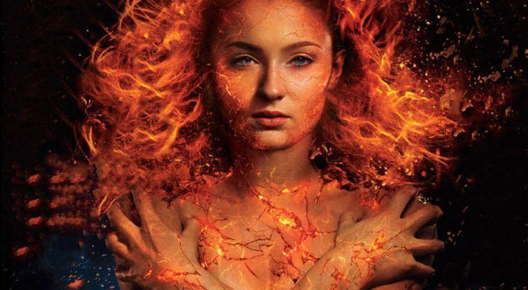 Sophie Turner in 'X-Men: Dark Phoenix'.