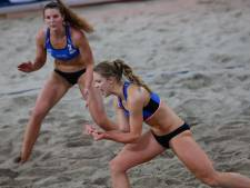 Beachvolleybalduo Bloem/Sinnema een jaar voor de Spelen uit elkaar