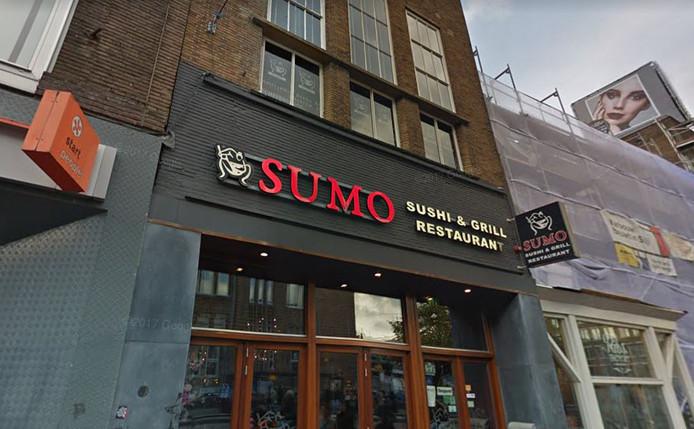 De sushiketen Sumo heeft vestigingen door heel Nederland