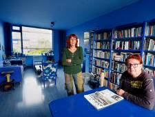 Werkelijk álles is blauw in het huis van Hester en Sibo: 'We zijn er wel in doorgeslagen, ja'